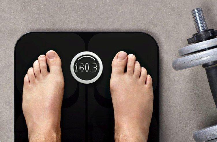 chytrá váha Fitbit Aria