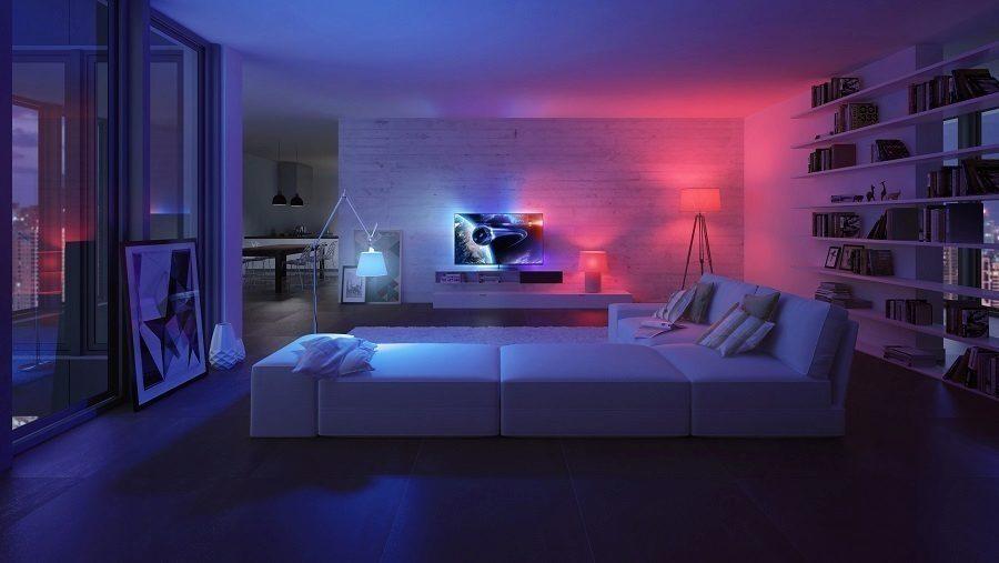 Philips Hue chytré osvětlení