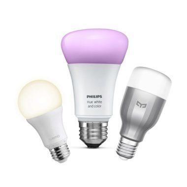 chytré žárovky smarthome
